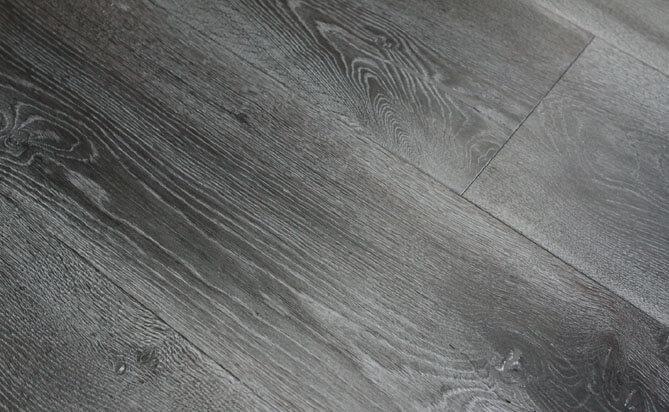 wire brushed white washed oak flooring