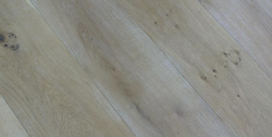 wire scraped hardwood flooring