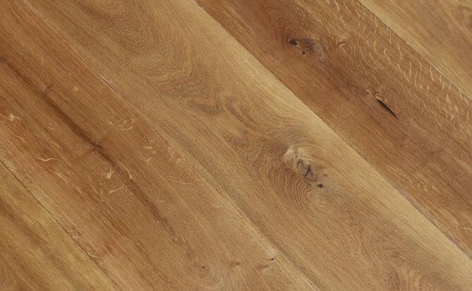 layered hardwood flooring