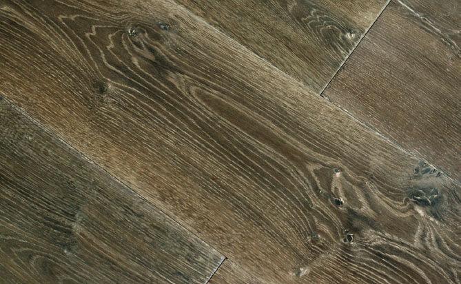 Rustic Oak Wood Floor