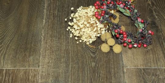 Engineered Rustic Oak Wood Floor