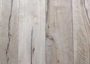 distressed hardwood floors