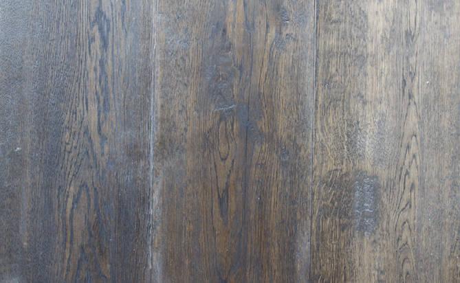 hand scraped oak wood floors