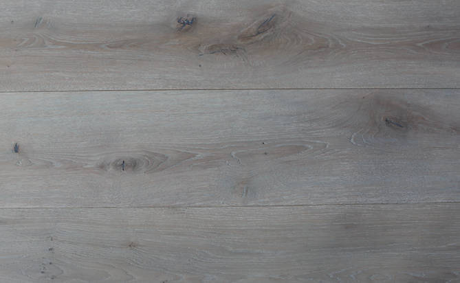 hand scraped oak floors