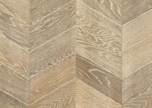 oak chevron flooring