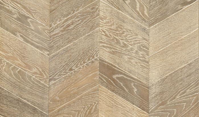 Oak Chevron Flooring SIC002