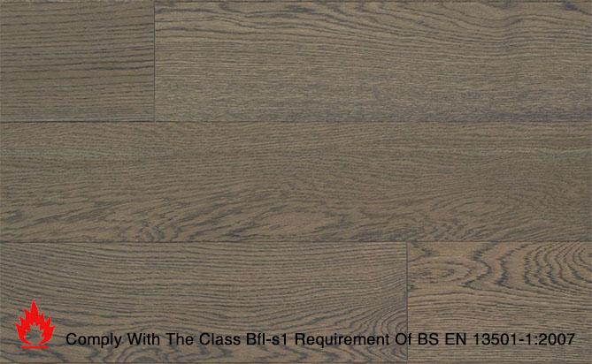 Fire Proof Oak Wood Flooring Engineered Songlinfloor