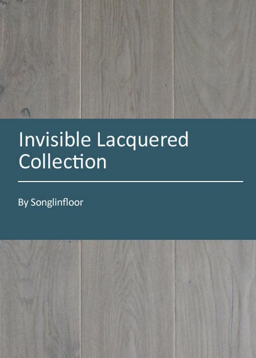 Invisible Lacquered Engineered Wood Flooring