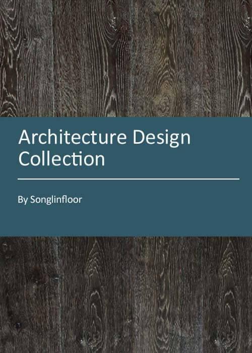 3 layer design engineered oak floor
