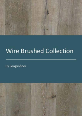 wire brushed collection