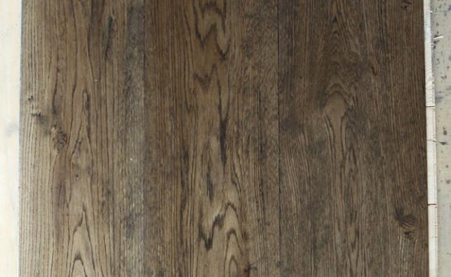 hand scraped white oak hardwood floors