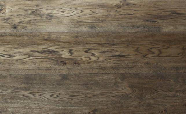 wide plank hand scraped white oak hardwood floors