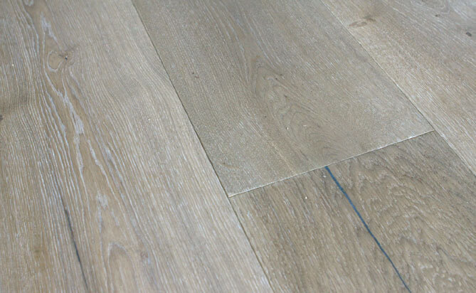 wire brushed oak hardwood flooring