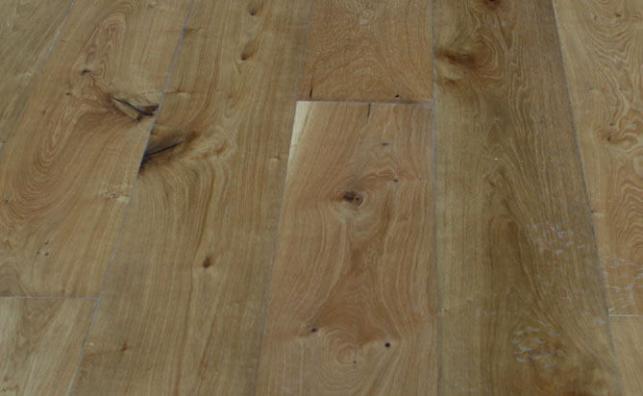 wire brushed hardwood floors