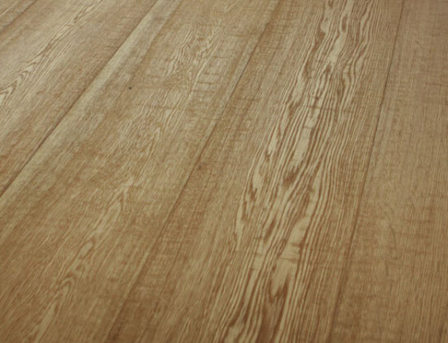 Hand Scraped Floating Engineered Wood Flooring AM09