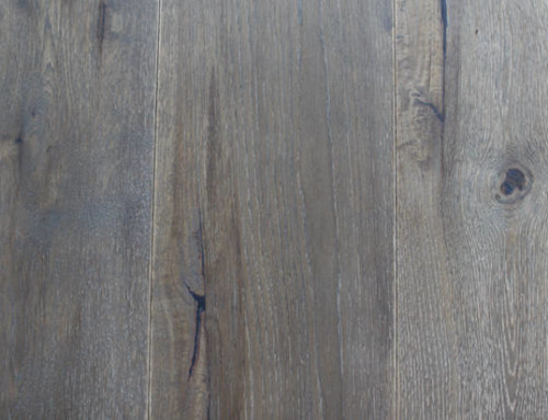 Wide Plank Wood Flooring French Grey
