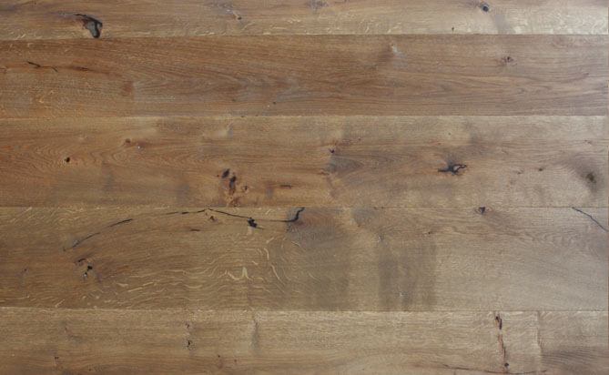 handcraft wide plank oak flooring