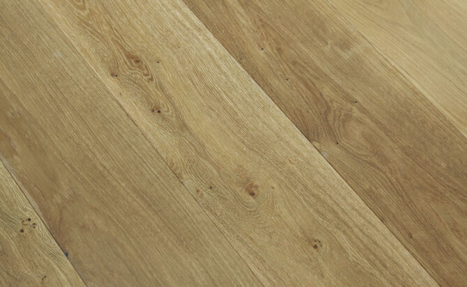 floating engineered wood floor
