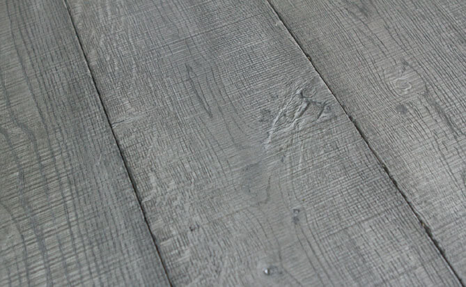 3 Layer Antique Plank Floors