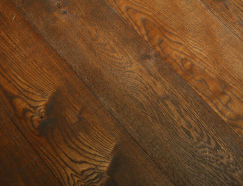 White Oak Plank Flooring AM11