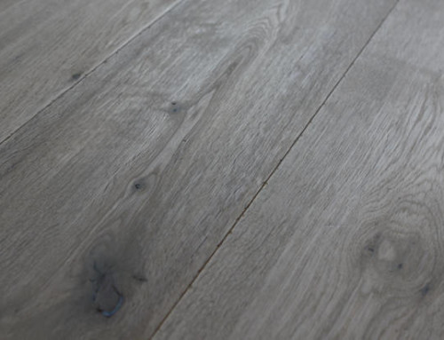 Wide Plank Wood Flooring French Grey Songlinfloor