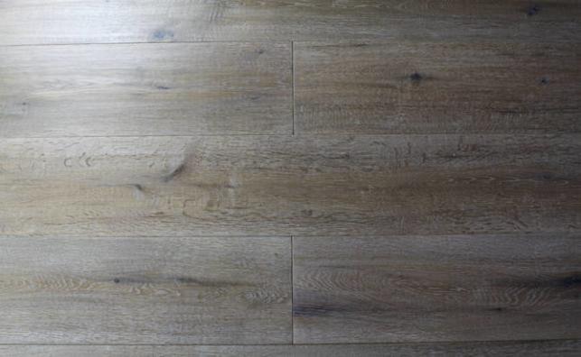 3 layer hand scraped oak flooring click