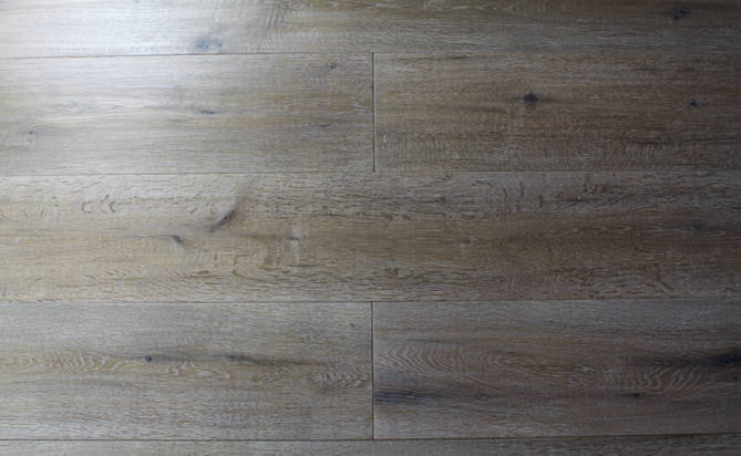 3 layer hand scraped oak flooring click