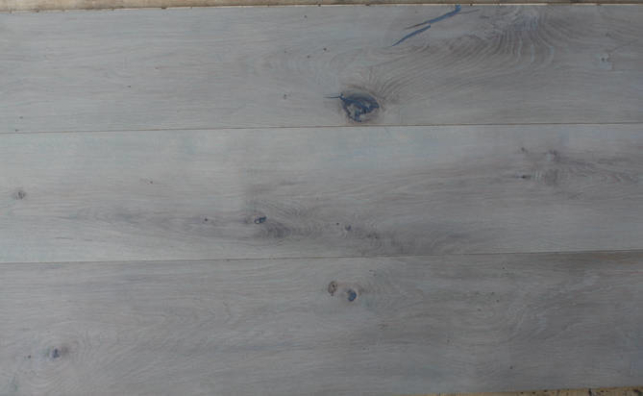 European oak hand scraped engineered flooring