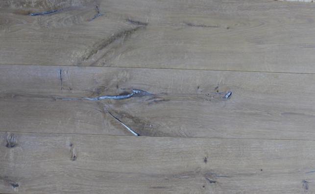 3 layer handscraped engineered hardwood flooring