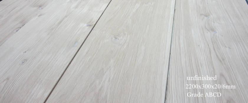 wide plank floor