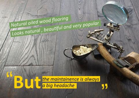 oiled engineered oak flooring