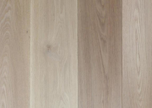 invisible lacquered Russian oak flooring