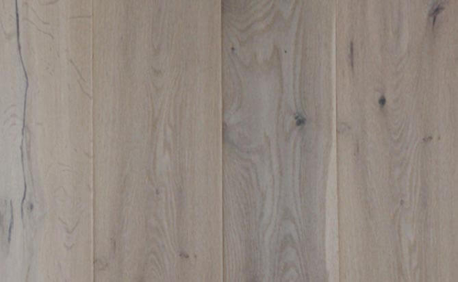 invisible lacquered European oak engineered flooring