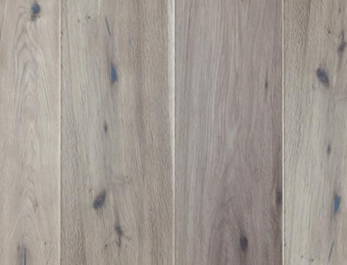 Invisible Lacquered Russian Oak Engineered Floor K276-1