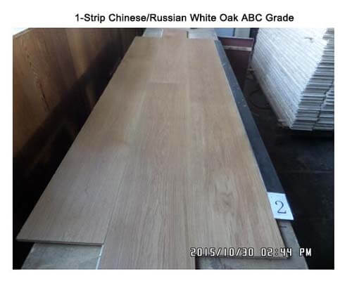 1-Strip White Oak ABC Grade
