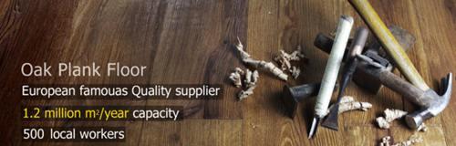 brushed engineered wood flooring