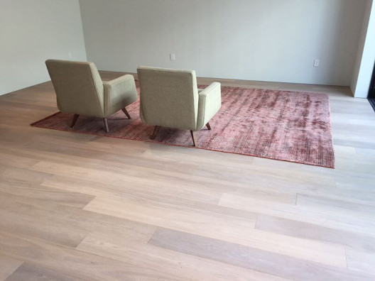 engineered hardwood floor project in USA