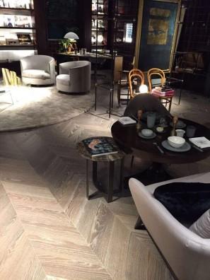 herringbone engineered flooring in Brazil