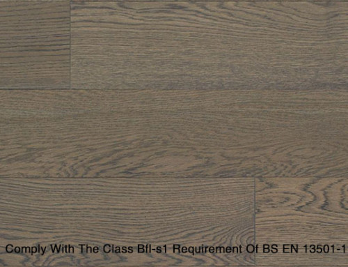 Fire Proof Oak Wood Flooring Engineered