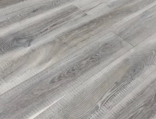 3 Layer Reactive Stained Sawn Mark Engineered Hardwood Flooring