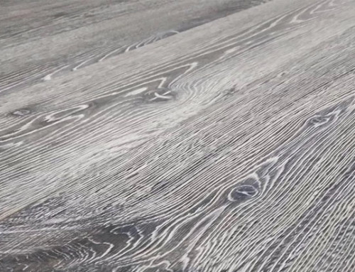 Oak 3 Layer 1 Strip Reactive Stained Engineered Wood Flooring