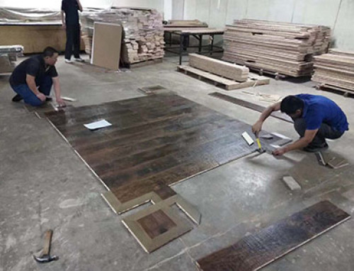 Creative New Engineered Flooring Designs