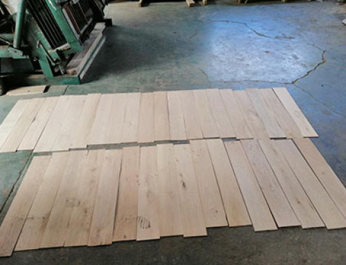 Oak Veneer Selection