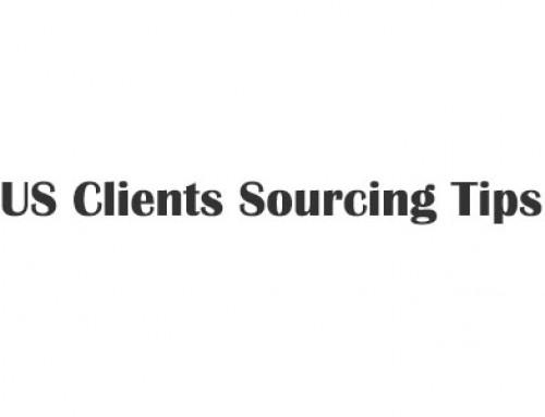 US Clients Sourcing Tips