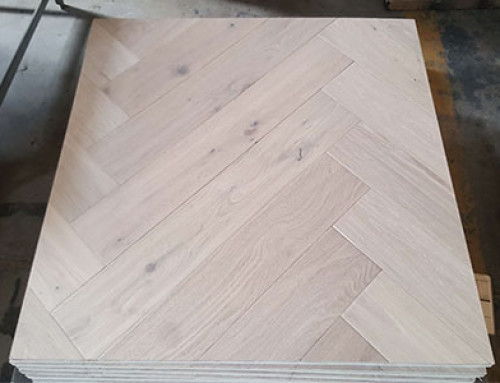 Oak Herringbone 888*148*14/3mm Range Sample Panels