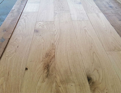 Cheap Brushed Engineered Oak Wood Floor