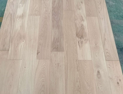 Sales Promotion Range 14/3mm Brushed Engineered Oak Flooring