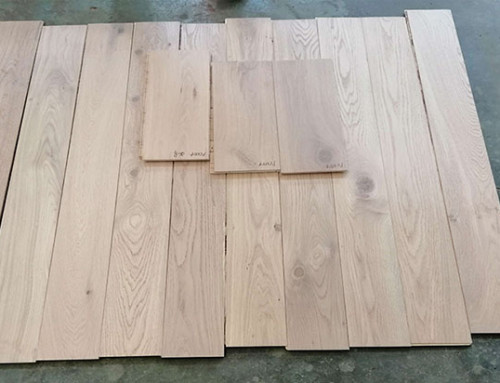 Economic European Oak Multilayer Engineered Floor