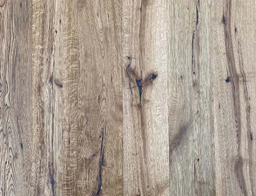 Rustic Grade Oak Engineered Flooring Supplier