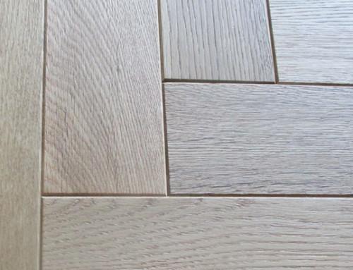 Oak Engineered Herringbone